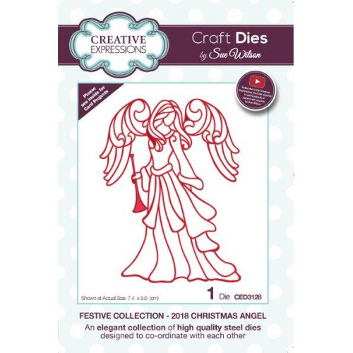 2018 Christmas Angel - Festive Collection